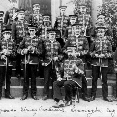 Leamington Spa.  Austria-Hungarian String Orchestra