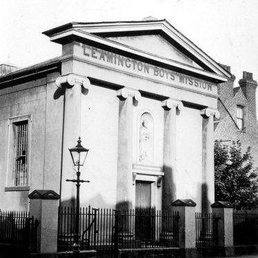 Leamington Spa.  Boy's Mission Catholic Chapel