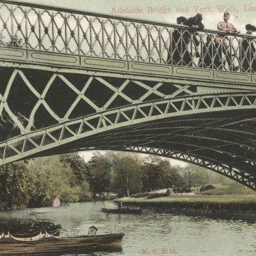 Leamington Spa.  Adelaide Bridge