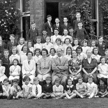 Leamington Spa.  Arnold Lodge School