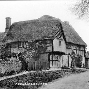 Southam.  Abbey Lane