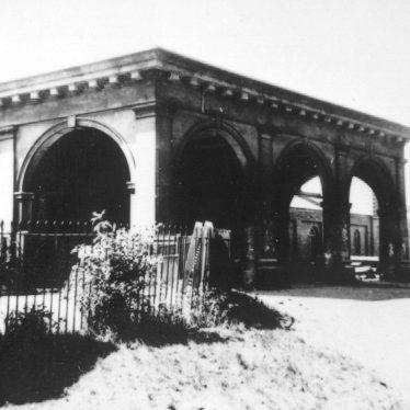 Milverton.  Railway Station