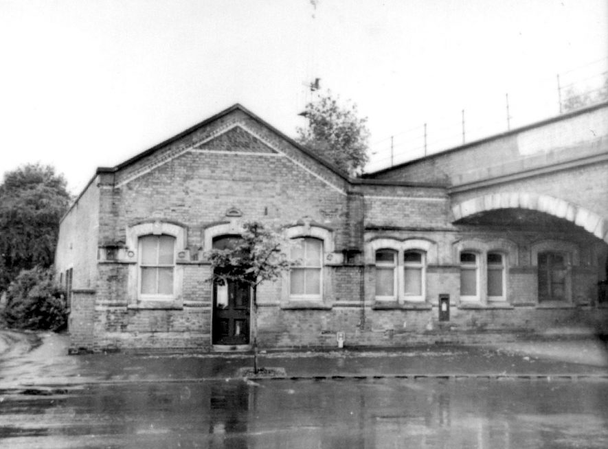 Milverton railway station.  1930s |  IMAGE LOCATION: (Warwickshire Museums. Photographic Collections.)