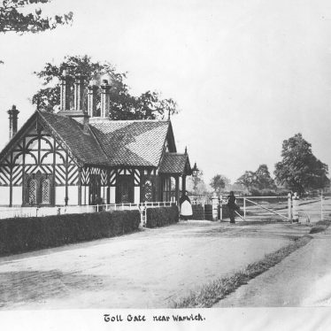 Warwick.  Toll Gate