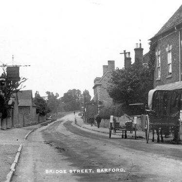 Barford.  Bridge Street