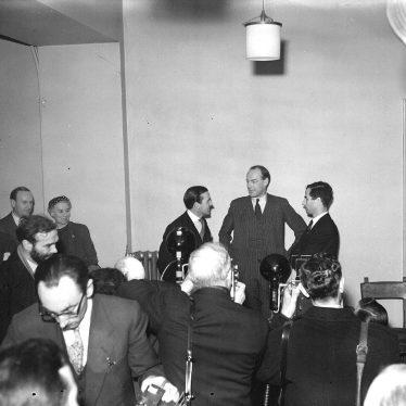 Leamington Spa.  John Hobson, Conservative candidate