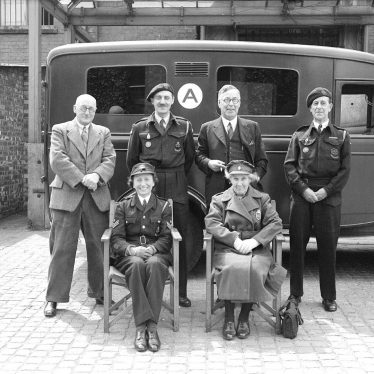 Leamington Spa.  Ambulance Group