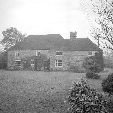 Gaydon.  Old House