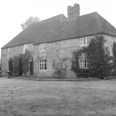 Gaydon.  Old House