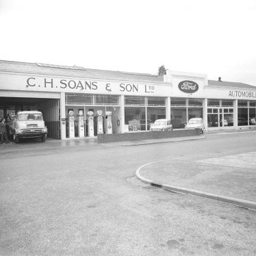 Leamington Spa.  C. H. Soans & Son Ltd