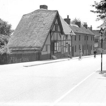 Lillington.  Cubbington Road