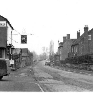 Barford.  Bridge Street