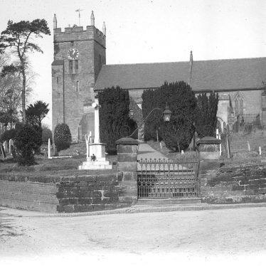 Cubbington.  Church