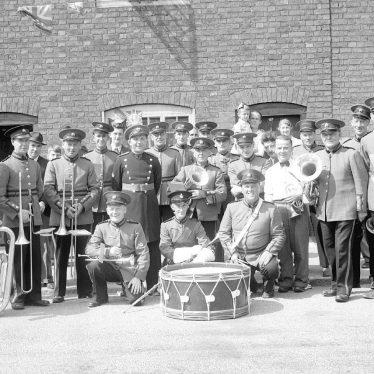 Cubbington.  Silver Band