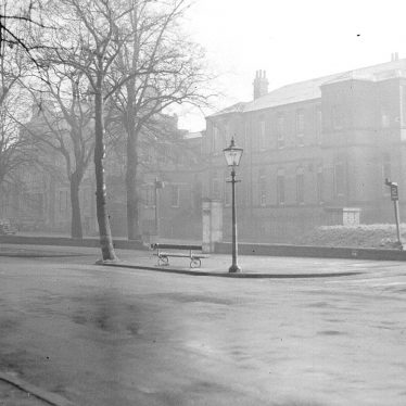 Leamington Spa.  Radford Road, Warneford Hospital