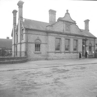 Lillington.  Library