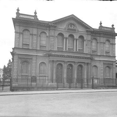 Leamington Spa.  Dale Street, Methodist Chapel