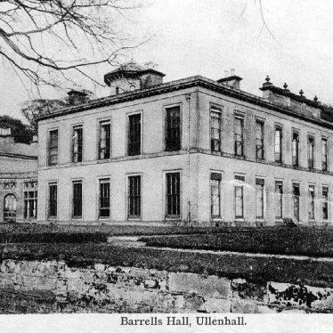 Ullenhall.  Barrells Hall