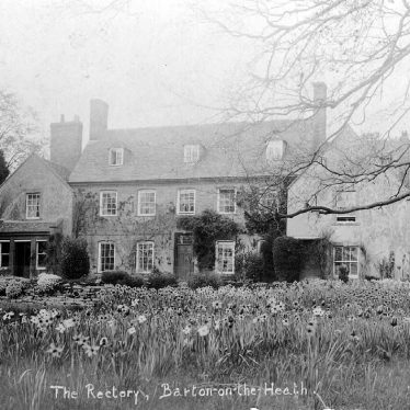 Barton on the Heath.  Rectory