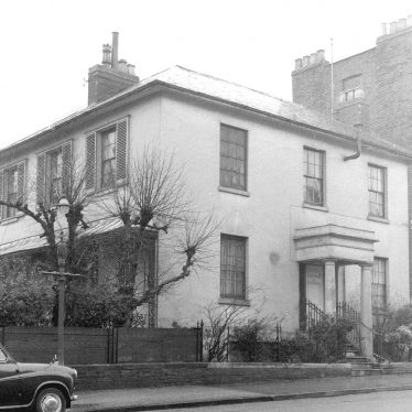 Leamington Spa.  Grove Street, nos. 52-54