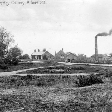 Baxterley Colliery.
