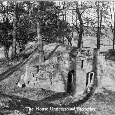 Baxterley.  The House Underground