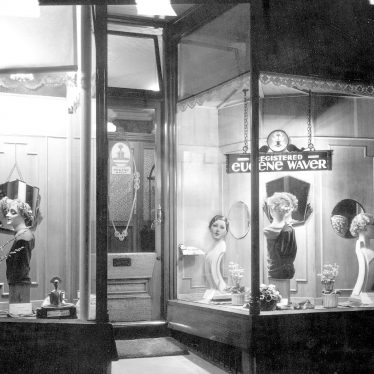Leamington Spa.  Ladies' hairdresser