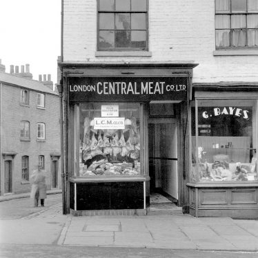 Leamington Spa.  Clemens Street, nos. 44-46