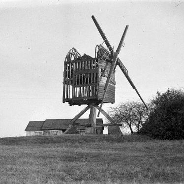 Baxterley.  Windmill