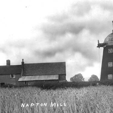 Napton on the Hill.  Napton Windmill