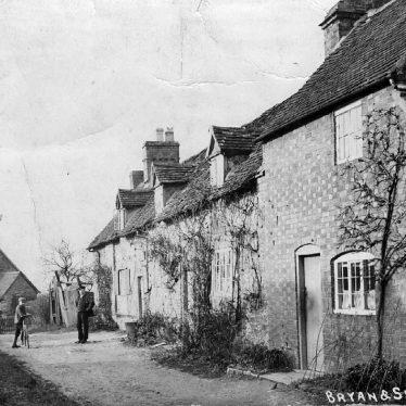 Bearley.  Street scene