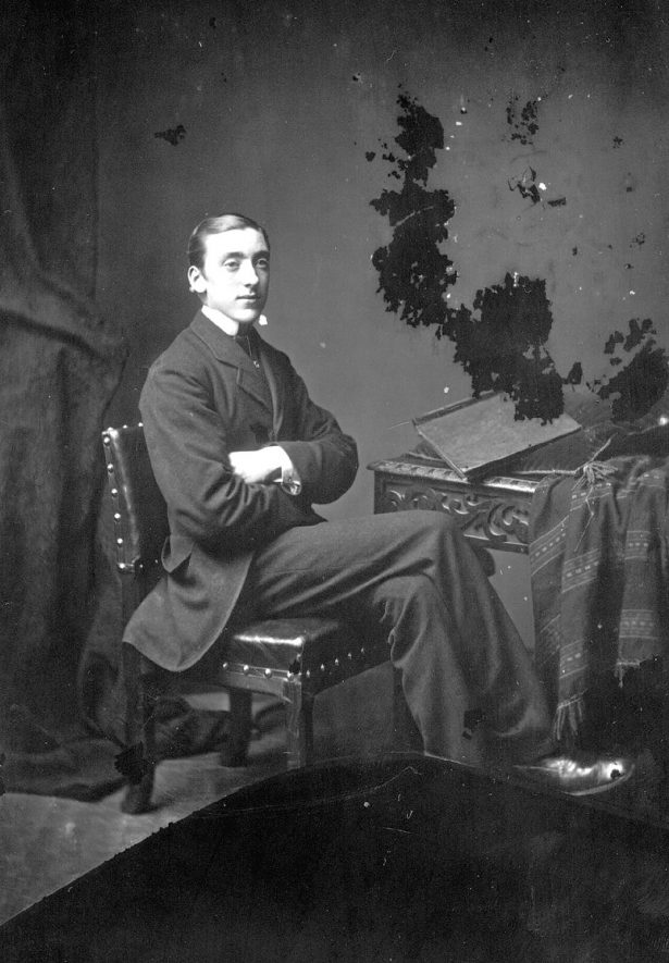 Portrait of a man with the surname Turner.  1876 |  IMAGE LOCATION: (Warwickshire County Record Office) PEOPLE IN PHOTO: Turner as a surname