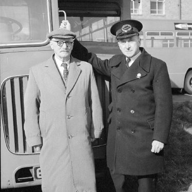 Nuneaton.  F.J. Scarr and Mr. A.C. Hackett