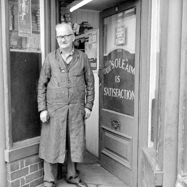 Nuneaton.  Alfred King, shoemaker