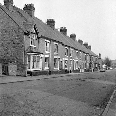 Nuneaton.  Arthur Street