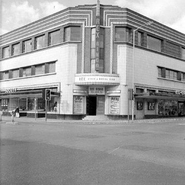 Nuneaton.  Rex Bingo Hall