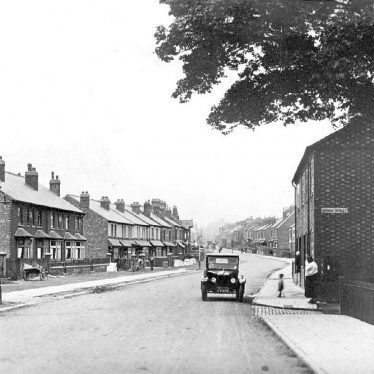 Bedworth.  Newtown Road