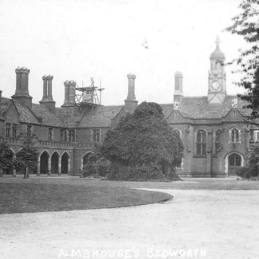 Bedworth.  Almshouses