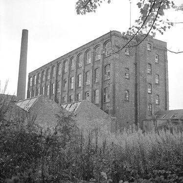 Nuneaton.  Attleborough Road, Lister's factory