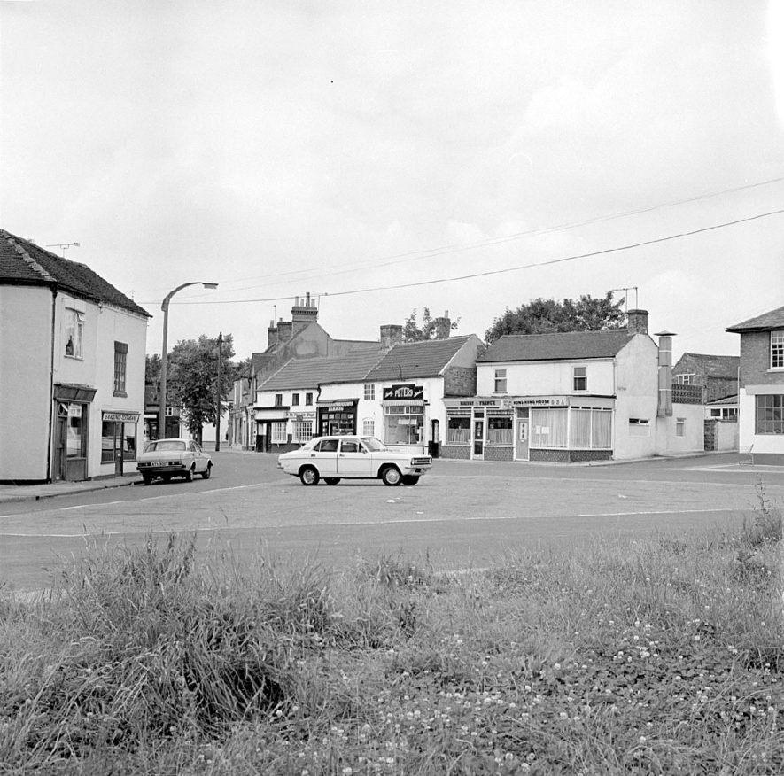 Attleborough Green, Nuneaton.  1982 |  IMAGE LOCATION: (Warwickshire County Record Office)