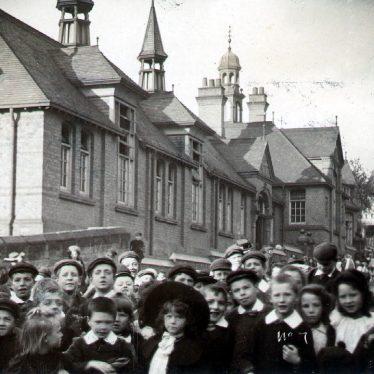 Warwick.  Westgate School
