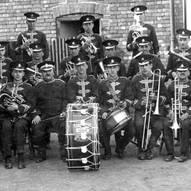 Bedworth.  Legion Band