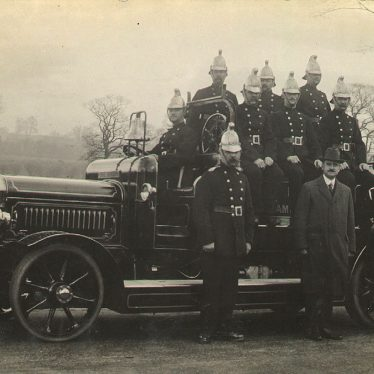 Leamington Spa.  Fire Brigade