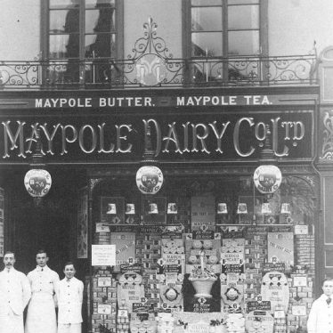 Bedworth.  Maypole Dairy