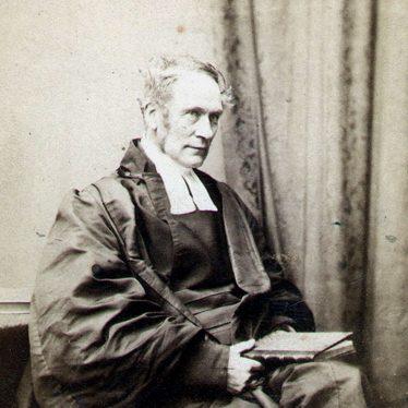 Leamington Spa.  Dr. J. Gray, vicar
