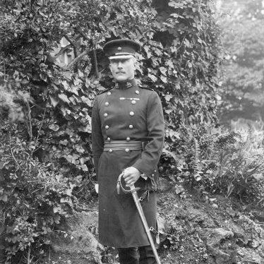 Leamington Spa.  Lieutenant G.H.W. Southey