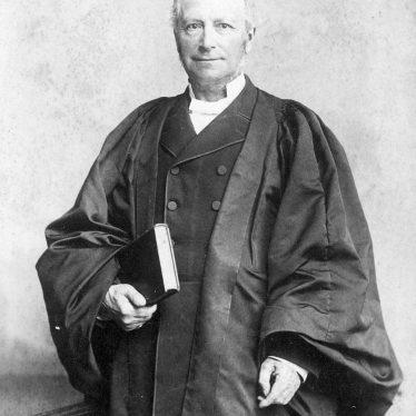 Leamington Spa.  Rev. Dr. Wood