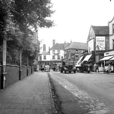 Bedworth.  Market Place