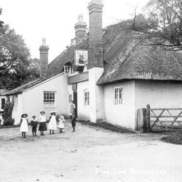 Offchurch.  Stag's Head Inn