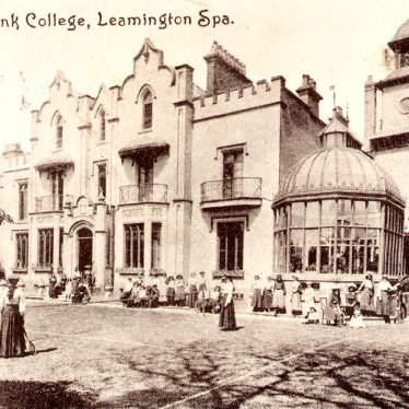 Leamington Spa.  Leigh Bank College